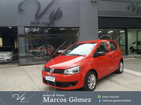 Volkswagen Fox 5P Comfortline Pack usado (2011) color Rojo precio $990.000