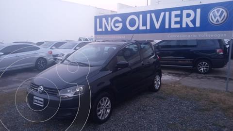 Volkswagen Fox 3P Comfortline usado (2014) color Gris Urano precio $1.050.000
