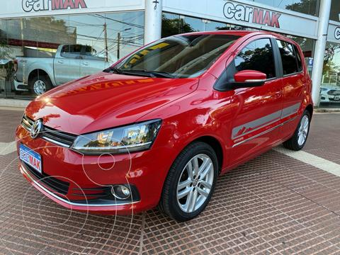 Volkswagen Fox 5P Highline usado (2015) color Rojo financiado en cuotas(anticipo $760.000)