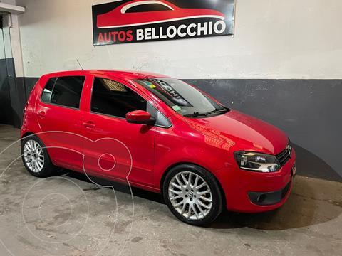 Volkswagen Fox 5P Trendline usado (2012) color Rojo Tornado precio $895.000