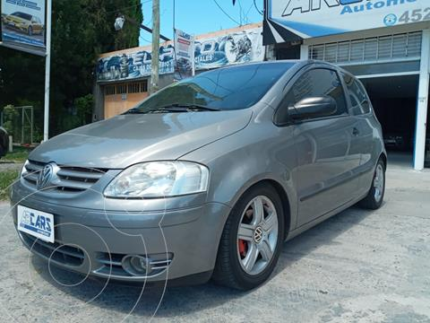 Volkswagen Fox 5P Comfortline usado (2005) color Gris precio $570.000