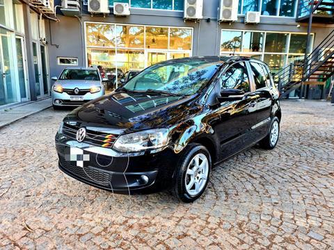 Volkswagen Fox 5P Trendline  usado (2014) color Negro precio $1.100.000