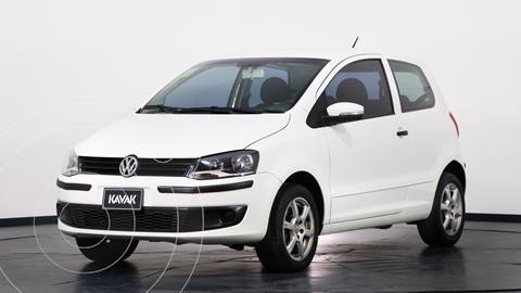 Volkswagen Fox 3P Comfortline usado (2014) color Blanco Cristal precio $1.190.000