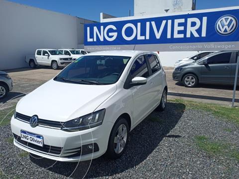 Volkswagen Fox 5P Trendline usado (2017) color Blanco Cristal precio $1.210.000