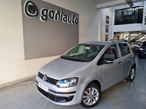 Volkswagen Fox 1.6 Comfortline 5Ptas. (Faros) usado (2011) color Gris precio $1.050.000