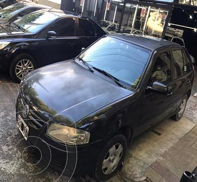Volkswagen Gol Country 1.4 Power usado (2008) color Negro precio $450.000