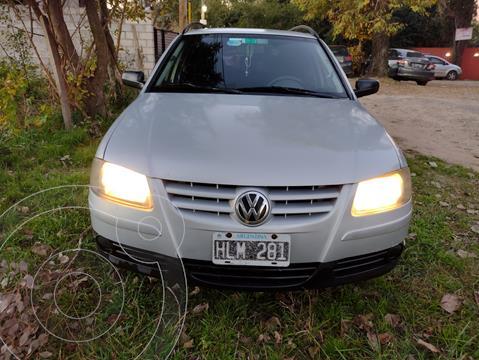 Volkswagen Gol Country 1.6 Comfortline usado (2009) color Gris precio $480.000
