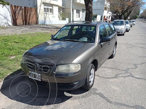 Volkswagen Gol Country 1.6 Comfortline Plus usado (2010) color Gris Oscuro precio $630.000