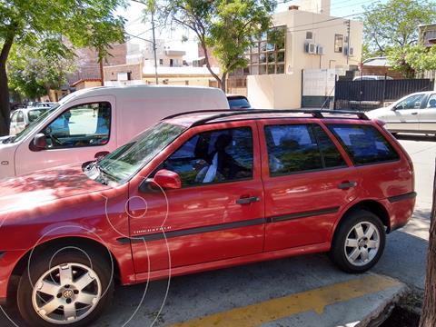 Volkswagen Gol Country 1.6 Track & Field usado (2005) color Rojo precio $370.000