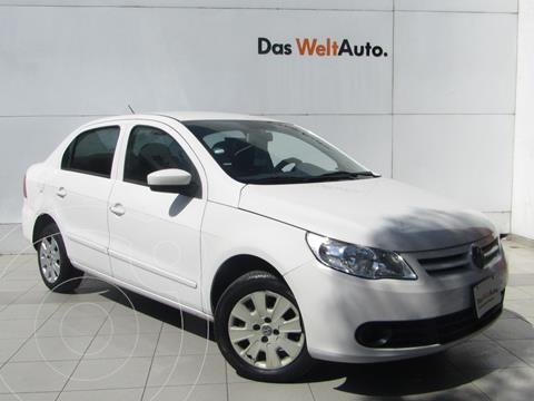 Volkswagen Gol Sedan CL Aire usado (2012) color Blanco Candy precio $95,000