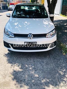 Volkswagen Gol Sedan Trendline usado (2017) color Blanco precio $126,000