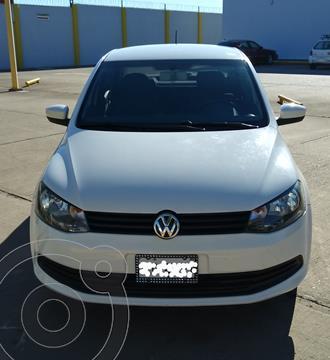 foto Volkswagen Gol Sedán CL Aire usado (2014) color Blanco Candy precio $95,000
