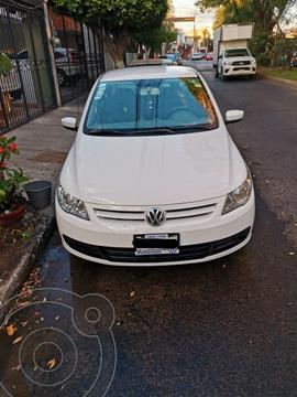 foto Volkswagen Gol Sedán Trendline Ac usado (2011) color Blanco precio $85,000
