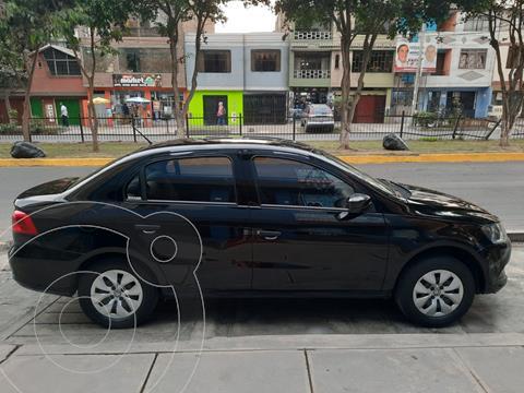 Volkswagen Gol Sedan 1.6L Power  usado (2016) color Negro precio u$s8,500