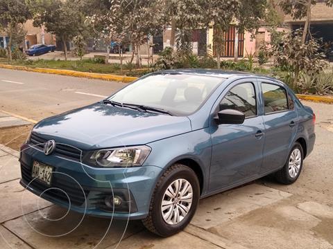 Volkswagen Gol Sedan Estilo 1.6L usado (2017) color Azul precio u$s9,990