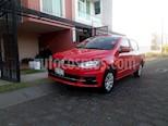 Foto venta Auto usado Volkswagen Gol Sedan Trendline (2017) color Rojo precio $158,000