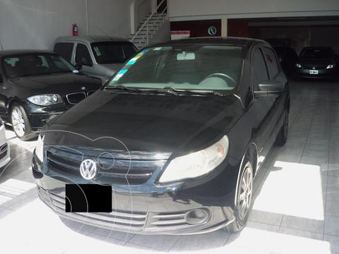 Volkswagen Gol Trend 1.6 5Ptas. Pack I (PM) usado (2012) color Negro precio $649.900