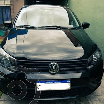 Volkswagen Gol Trend 5P Comfortline usado (2019) color Negro precio $1.850.000