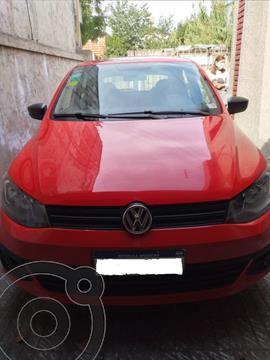 Volkswagen Gol Trend 5P Serie usado (2017) color Rojo Flash precio $890.000