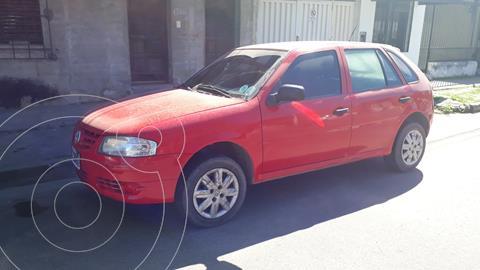 Volkswagen Gol Trend 5P Trendline usado (2014) color Rojo Flash precio $890.000