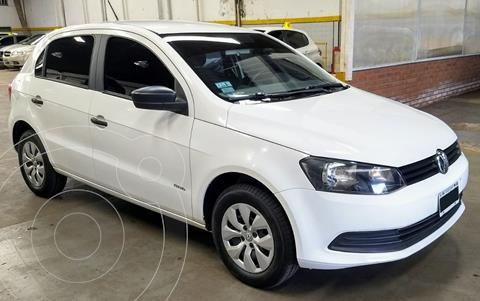 Volkswagen Gol Trend 1.6 5 P TREND L/17 usado (2016) color Blanco precio $995.000