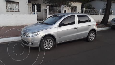 Volkswagen Gol Trend 5P Pack I usado (2012) color Plata Ligth precio $650.000