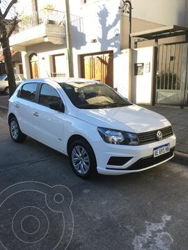 Volkswagen Gol Trend 5P Trendline usado (2020) color Blanco precio u$s8.300