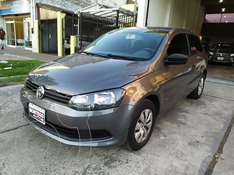 Volkswagen Gol Trend 3P Pack II usado (2013) color Gris Cuarzo precio $720.000