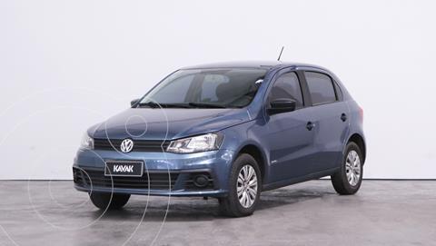 Volkswagen Gol Trend 5P Highline usado (2018) color Azul precio $1.300.000