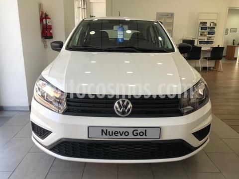 Volkswagen Gol Trend 5P Trendline nuevo color Blanco precio $1.230.150