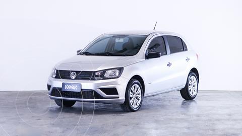Volkswagen Gol Trend 5P Trendline usado (2020) color Gris Platino precio $1.570.000