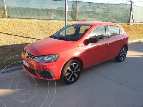 Volkswagen Gol Trend 5P Sportline usado (2017) color Rojo precio $1.200.000