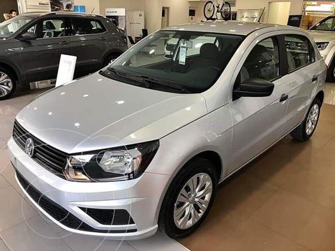 Volkswagen Gol Trend 5P Comfortline nuevo color Gris Platino financiado en cuotas(anticipo $460.000 cuotas desde $21.490)