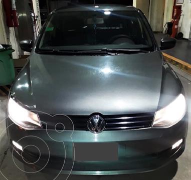 Volkswagen Gol Trend 5P Pack III usado (2014) color Gris precio $895.000