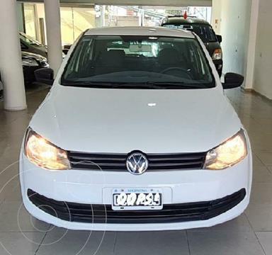 Volkswagen Gol Trend 5P Trendline usado (2014) color Blanco precio $950.000