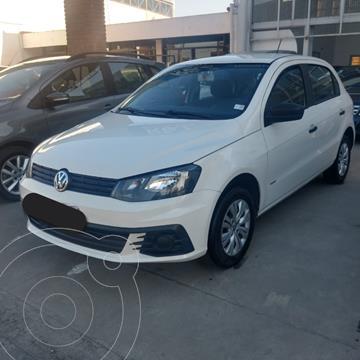 Volkswagen Gol Trend 5P Trendline usado (2017) color Blanco precio $1.440.000