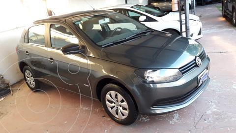 Volkswagen Gol Trend 5P Trendline usado (2015) color Azul financiado en cuotas(anticipo $650.000)