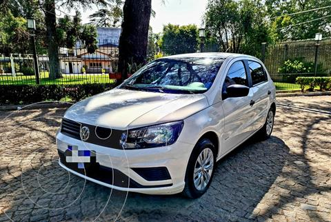 Volkswagen Gol Trend 5P Trendline usado (2020) color Blanco precio $1.790.000