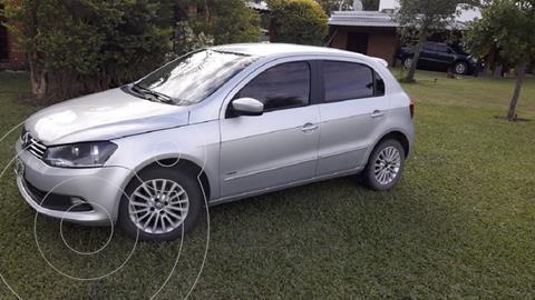 Volkswagen Gol Trend 5P Highline usado (2016) color Plata precio $890.000