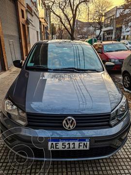 Volkswagen Gol Trend 5P Comfortline usado (2020) color Gris Platino precio $1.600.000