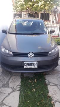 Volkswagen Gol Trend 5P Pack I usado (2013) color Gris Spectrus precio $810.000