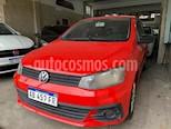 foto Volkswagen Gol Trend 5P Comfortline usado (2017) color Rojo Flash precio $690.000