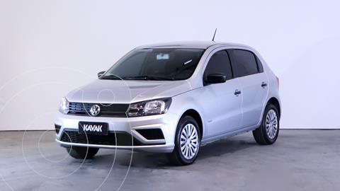 Volkswagen Gol Trend 5P Trendline usado (2020) color Plata Tungsteno precio $1.520.000