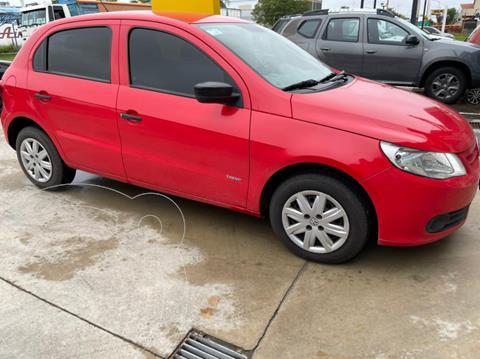 Volkswagen Gol Trend 5P Pack I usado (2011) color Rojo precio $700.000