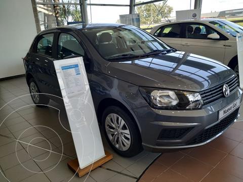 Volkswagen Gol Trend 5P Comfortline Aut nuevo color Gris Platino financiado en cuotas(anticipo $190.000 cuotas desde $13.900)
