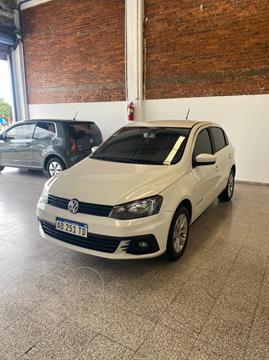 Volkswagen Gol Trend 5P Comfortline usado (2017) color Blanco precio $1.190.000