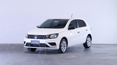Volkswagen Gol Trend 5P Trendline usado (2020) color Blanco Candy precio $1.520.000