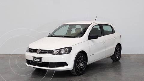 Volkswagen Gol Trend 5P Trendline usado (2016) color Blanco Cristal precio $1.110.000