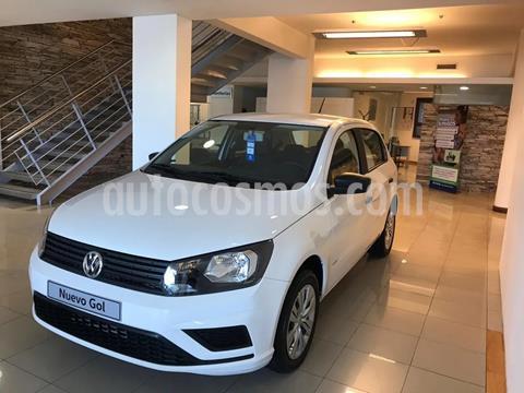 OfertaVolkswagen Gol Trend 5P Trendline Aut nuevo color Blanco precio $1.323.000