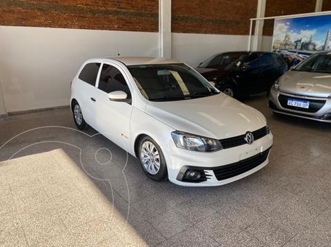 Volkswagen Gol Trend 3P Trendline usado (2017) color Blanco Cristal financiado en cuotas(anticipo $750.000)